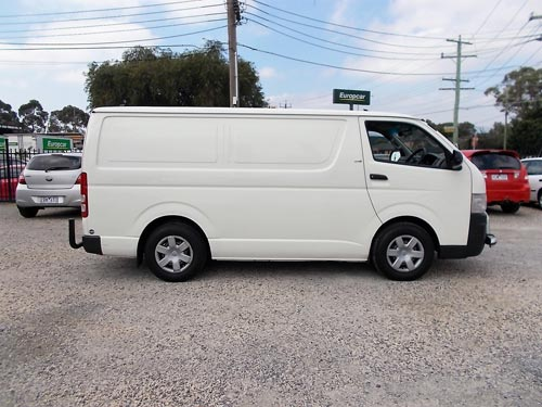 Cheap Commercial Vans, Utes, Cab Chassis rental